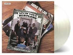 ABOVE THE LAW-LIVIN' LIKE HUSTLERS CLEAR VINYL LP *NEW*