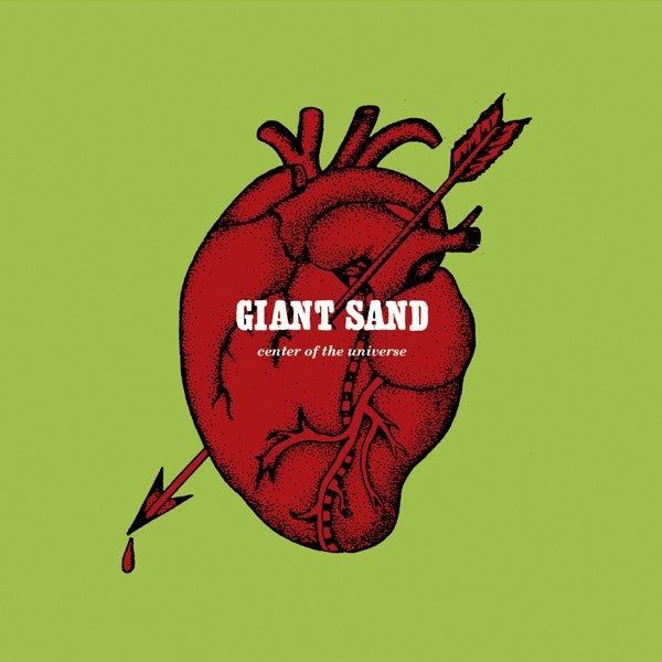 GIANT SAND-CENTER OF THE UNIVERSE LP *NEW*