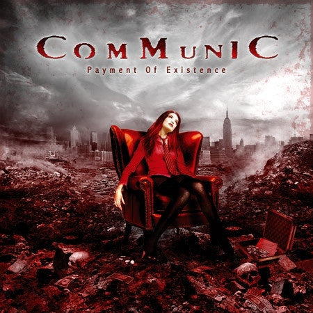 COMMUNIC-PAYMENT OF EXSISTENCE CD VG
