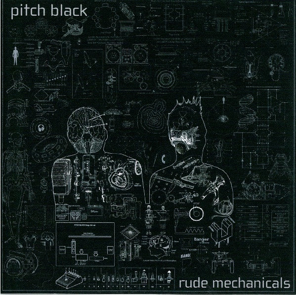 PITCH BLACK-RUDE MECHANICALS CD VG