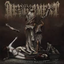 DEVOURMENT-OBSCENE MAJESTY CD *NEW*