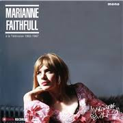 FAITHFULL MARIANNE-A LA TELEVISION 1965-1967 LP *NEW*