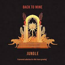 JUNGLE-BACK TO MINE CLEAR VINYL 2LP *NEW*