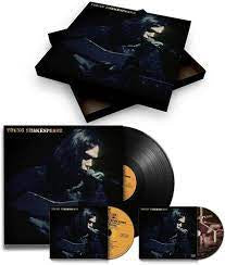 YOUNG NEIL-YOUNG SHAKESPEARE LP+CD+DVD BOX SET *NEW*