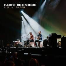 FLIGHT OF THE CONCHORDS-LIVE IN LONDON 3LP *NEW*