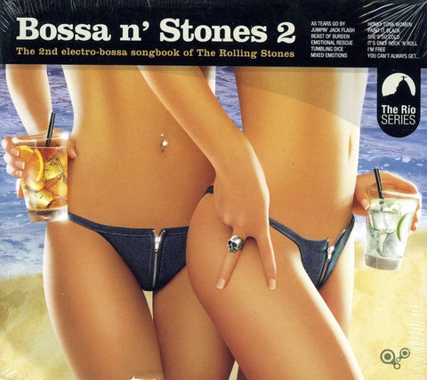 BOSSA N' STONES 2-VARIOUS ARTISTS CD *NEW*