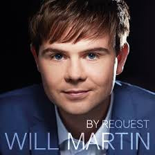 MARTIN WILL-BY REQUEST AUTOGRAPHED CD *NEW*