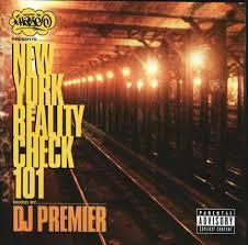 DJ PREMIER-NEW YORK REALITY CHECK 101 3LP EX COVER VG+