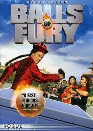 BALLS OF FURY-REGION 4 DVD M