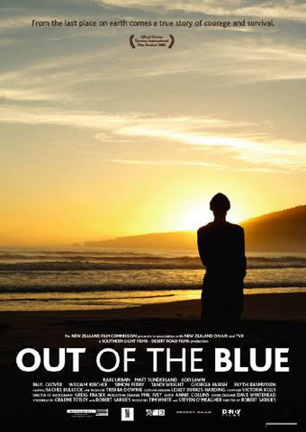 OUT OF THE BLUE DVD VG