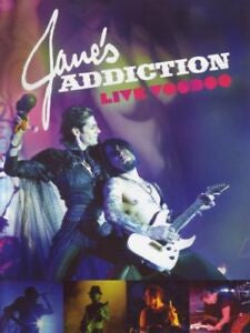 JANE'S ADDICTION LIVE VOODOO DVD VG