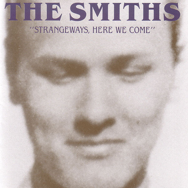 SMITHS THE-STRANGEWAYS HERE WE COME CD G