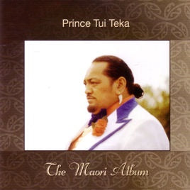 PRINCE TUI TEKA-THE MAORI ALBUM CD VG