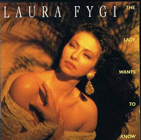 FYGI LAURA-THE LADY WANTS TO KNOW CD VG