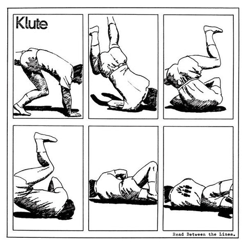 "KLUTE-READ BETWEEN THE LINES 3 12"" *NEW*"