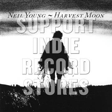 YOUNG NEIL-HARVEST MOON 2LP *NEW*