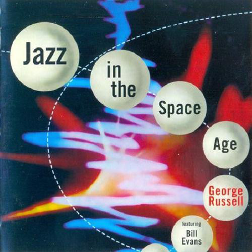 RUSSELL GEORGE-JAZZ IN THE SPACE AGE CD VG