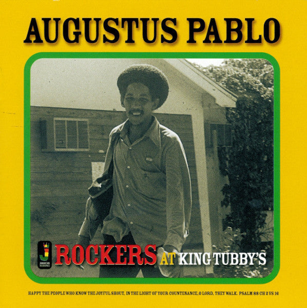 PABLO AUGUSTUS-ROCKERS AT KING TUBBY CD VG