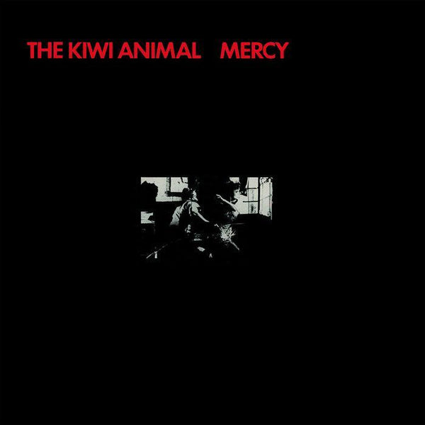 KIWI ANIMAL-MERCY RED VINYL LP *NEW*