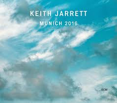 JARRETT KEITH-MUNICH 2016 2CD *NEW*