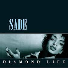 SADE-DIAMOND LIFE LP VG+ COVER VG+