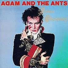 ADAM & THE ANTS-PRINCE CHARMING LP EX COVER EX