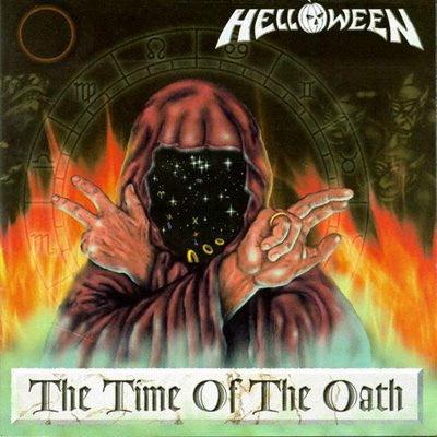 HELLOWEEN-THE TIME OF THE OATH CD VG