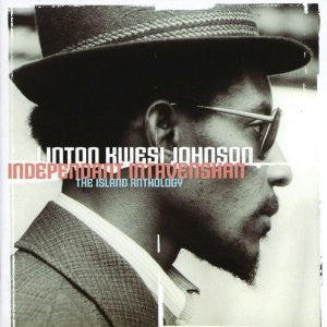 JOHNSON LINTON KWESI-INDEPENDANT INTAVENSHAN: THE ISLAND ANTHOLOGY 2CD VG