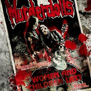 MURDERDOLLS-WOMEN AND CHILDREN LAST CD VG