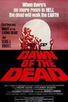 DAWN OF THE DEAD R16 DVD