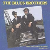 BLUES BROTHERS THE-MUSIC FROM THE SOUNDTRACK CD VG+