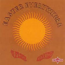 13TH FLOOR ELEVATORS-EASTER EVERYWHERE CD VG