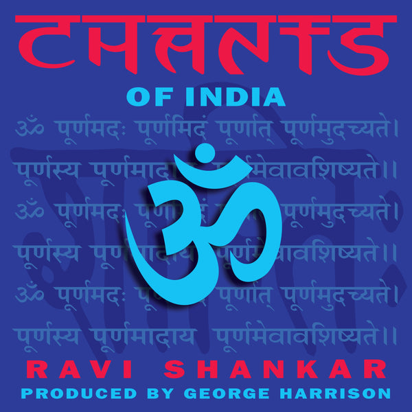 SHANKAR RAVI-CHANTS OF INDIA RED VINYL 2LP *NEW*