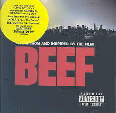 BEEF-VARIOUS ARTISTS OST CD + DVD *NEW*