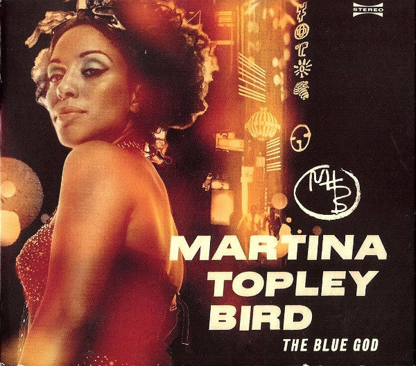 TOPLEY BIRD MARTINA -THE BLUE GOD CD VG