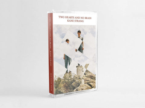 STRANG KANE-TWO HEARTS AND NO BRAIN CASSETTE *NEW*