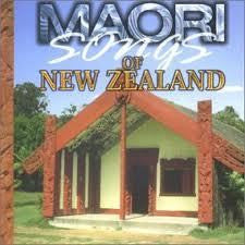 MAORI SONGS OF NEW ZEALAND-VARIOUS ARTISTS CD *NEW*