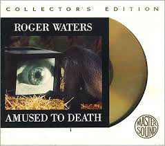 WATERS ROGER-AMUSED TO DEATH MASTERSOUND EDITION STILL SEALED CD