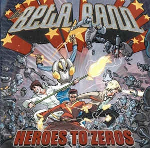 BETA BAND THE-HEROES TO ZEROS CD *NEW*