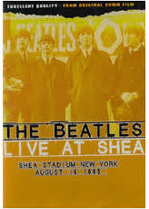 BEATLES THE-LIVE AT SHEA STADIUM DVD *NEW*