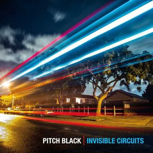 PITCH BLACK-INVISIBLE CIRCUITS CD *NEW*