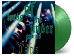 LORDS OF THE UNDERGROUND-HERE COME THE LORDS GREEN VINYL 2LP *NEW*