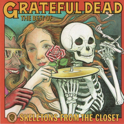 GRATEFUL DEAD-SKELETONS FROM THE CLOSET BEST OF CD VG