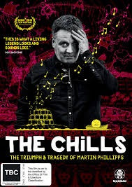 CHILLS THE-THE TRIUMPH & TRAGEDY OF MARTIN PHILLIPPS DVD *NEW*