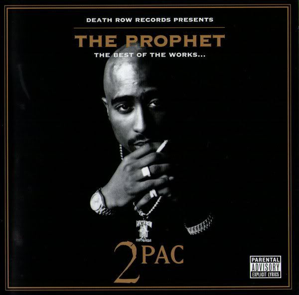 2PAC-THE PROPHET CD VG