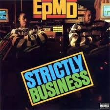 EPMD-STRICTLY BUSINESS 2LP *NEW*