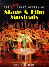 STAGE &FILM MUSICALS-THE ENCYCLOPEDIA OF BOOK VG