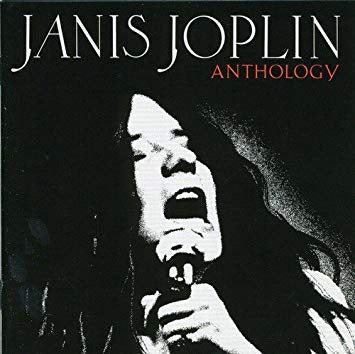 JOPLIN JANIS-ANTHOLOGY 2LP VG COVER VG+
