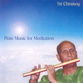 CHINMOY SRI-FLUTE MUSIC FOR MEDITATION CD VG
