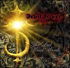 DEVILDRIVER-THE LAST KIND WORDS CD *NEW*